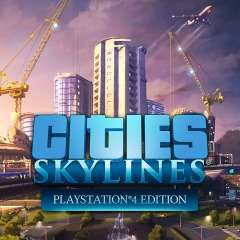Cities: Skylines - PlayStation 4 Edition 62% off £12.99 @ PlayStation Store