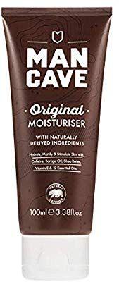 20% off ManCave Skincare Range - Original Moisturiser 100ml £4.79 @ Amazon Prime  £9.28 Non Prime
