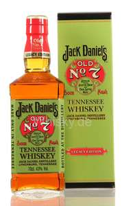 Jack Daniel's Legacy Edition Old No 7 Tennessee Whiskey 70cl - £20 @ ASDA