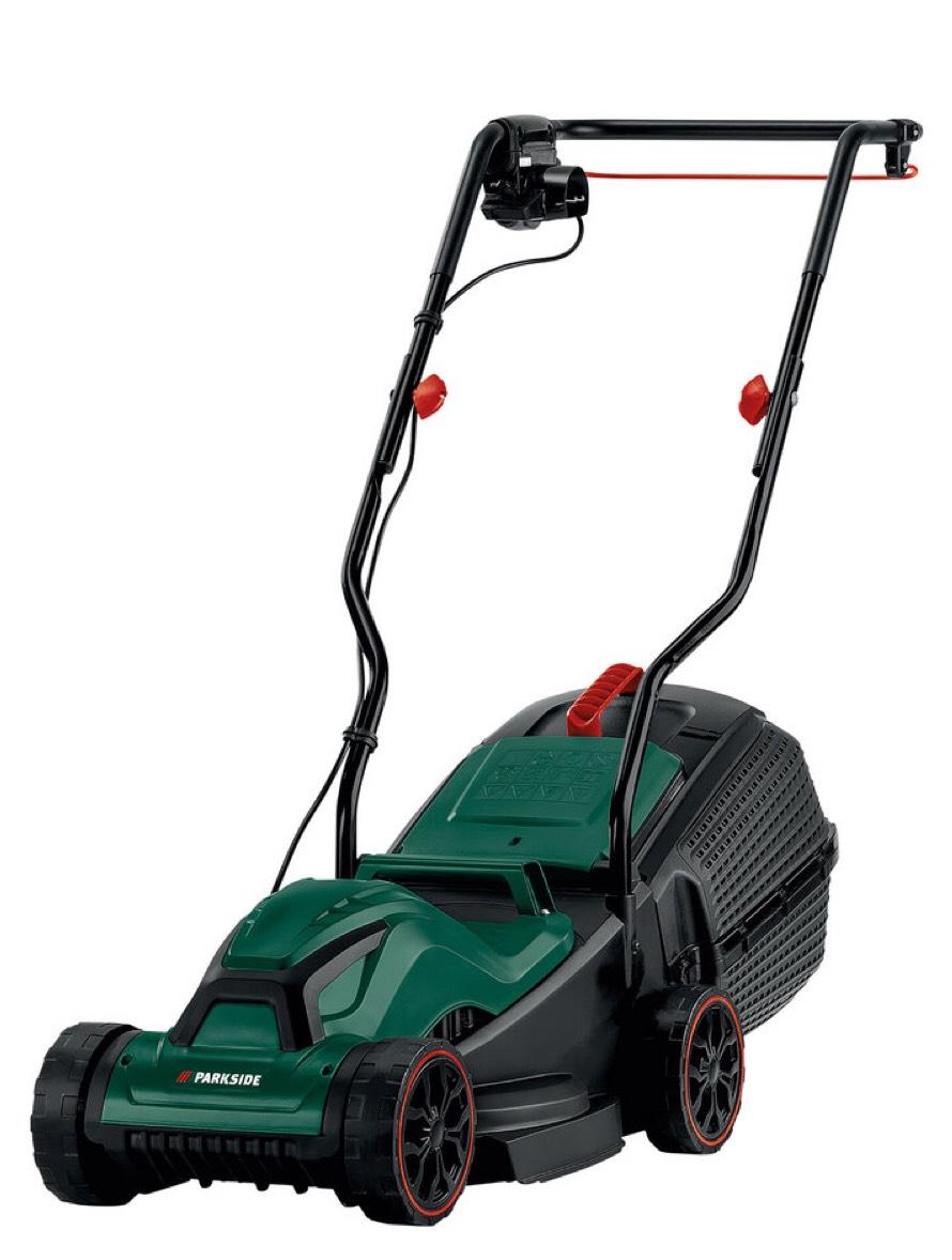 Parkside 1200W Lawnmower £39.99 @ Lidl