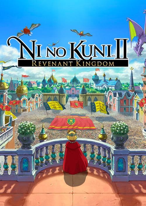 Ni No Kuni II: Revenant Kingdom PC - £15.38 @ Instant Gaming