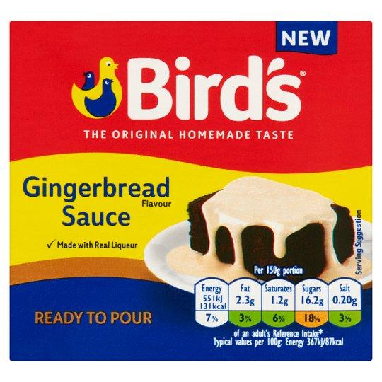 Birds Gingerbread Sauce 465G instore @ Heron Foods - 40p