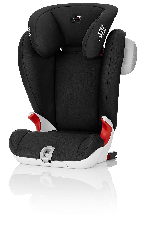 Britax Römer KIDFIX SL SICT Group 2-3 (15-36kg) Car Seat was £150 now £88.95 in midnight blue or cosmos black @ Amazon