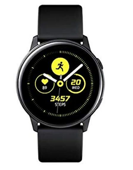 2019 Samsung Galaxy Watch Active 4GB Internal Memory (3 Colours) £186 (£176 Using A Fee Free Card) @ Amazon Spain