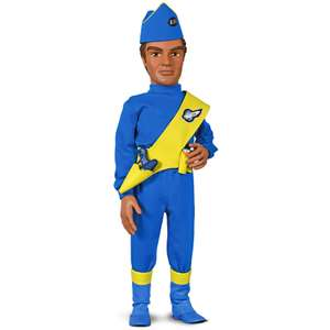 Dr Who, Sherlock, James Bond and Thunderbirds Big Chief figures reduced plus additional 40% saving at Zavvi using code