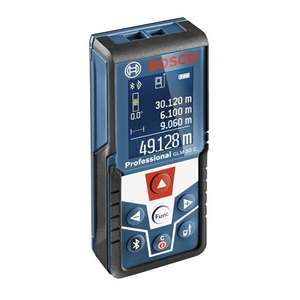 Bosch Professional Laser Measure GLM 50 C with floorplan app £74.99 Amazon deal of the day