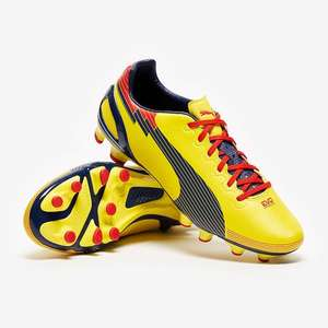 Mens Puma evoSPEED 3 FG Football Boots - Various Colours  - £18.95 with delivery at Pro-Direct Soccer
