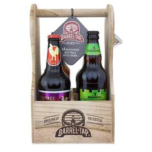 Half price Ale Trug And Bottle Opener Gift Set for £6 @ Tesco (from 16/04)