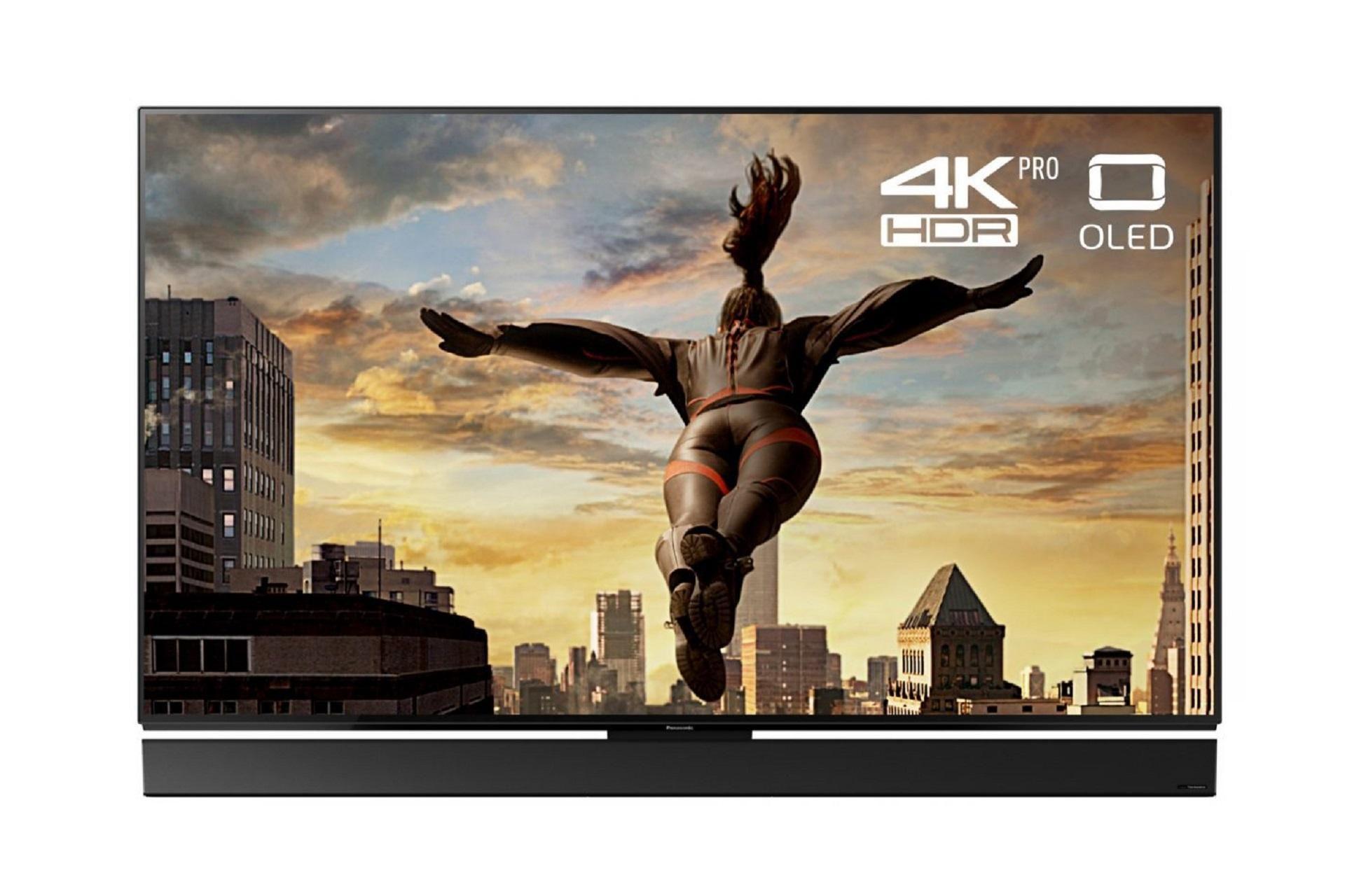 Panasonic TX-55FZ952B - 55 inch OLED 4K Ultra HD Premium Smart TV £1399 Richer Sounds