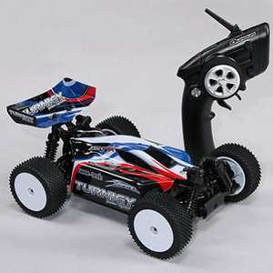 Turnigy 1/16 Brushless 4WD Buggy w/25A Power System and 2.4Ghz Radio (RTR) £66.12 Hobbyking