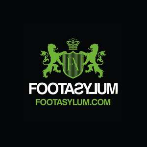 10% off all sale orders with code at Footasylum