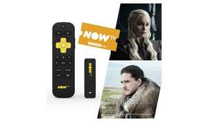 NOW TV Smart Stick with HD & Voice Search + 2mth Entertainment Pass £11.99 / 16.48 np Sold by Boss Deals/Distribution & Fulfilled by Amazon