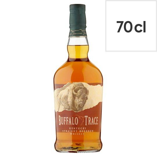 Buffalo Trace Bourbon 70cl £18  @ Sainsbury's