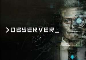 observer pc Steam  £1.84 @ gamivo including fees via paypal via Kitzgames