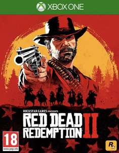 Red dead redemption 2 Xbox one (preowned) @ boomerang rentals via eBay