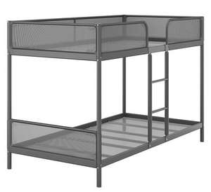 TUFFING Bunk bed frame Dark grey - £85 +£3.95 delivery @ IKEA