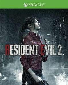 Resident Evil 2 (Xbox One) Preowned £25.99 @ eBay boomerang rentals