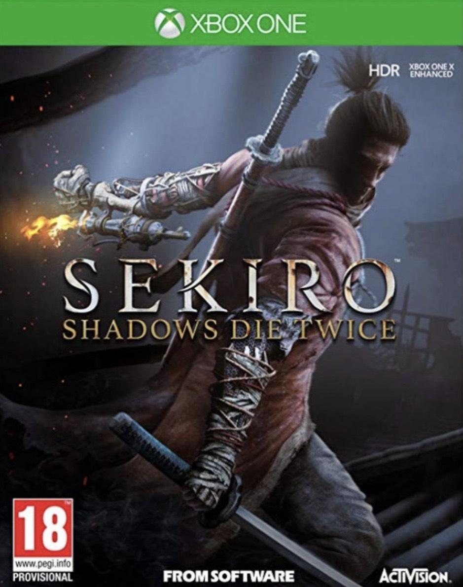 Sekiro Shadows Die Twice (Xbox One) £40.95 @ thegamecollection via eBay