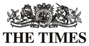The Times/Sunday Times Digital Subscription - £3 for 3 months (£1/month) + 2 for 1 Odeon Cinema Tickets