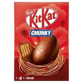 KitKat Chunky Medium Easter Egg 140g £1 @ Asda