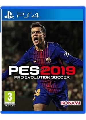 PES 2019 (PS4) £15.84 @ Base.com
