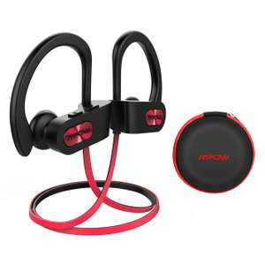 Mpow Wireless earphones Bluetooth £18.29 + (+£4.49 for non prime) @ Sold by Mpow Retailer and Fulfilled by Amazon.