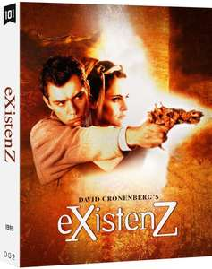 Existenz (Dual Format Limited Edition) 101 Films Black Edition £12.50 del @ smileyjanesstore / Ebay