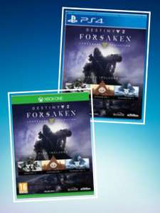 Destiny 2: Forsaken - Legendary Collection Xbox One/PS4 £14.50 delivered @ Coolshop