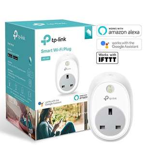 Get 2 TP-Link Kasa Smart WIFI Plugs for £29.99 @ Amazon