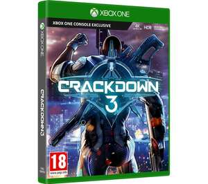 Crackdown 3 (Xbox One) - £17.99 delivered @ Currys