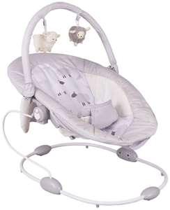 Cuggl Music & Sounds Bouncer - Sheep £19.99 @ Argos