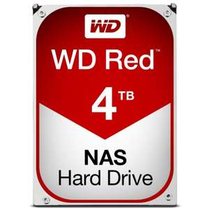 """WD Red 4TB 3.5"""" SATA NAS Hard Drive £108.95 / £112.44 delivered @ ebuyer"""