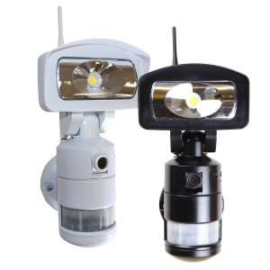 NightWatcher NW765 Robotic LED Security Light with Wi-Fi HD Camera £129.99 Costco