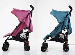 Cuggl Sycamore Premium Stroller - Pink or Teal for £34.99 @ Argos