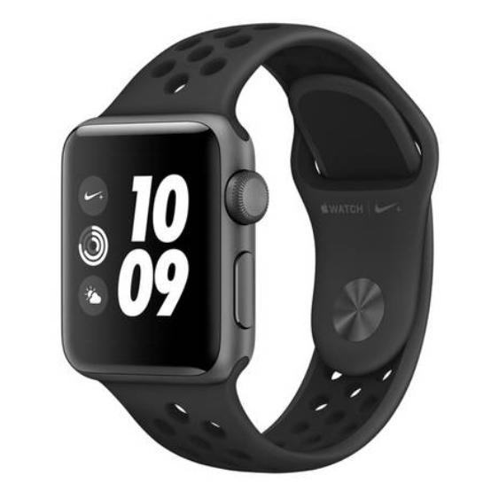 Apple Watch Nike+ GPS 42mm SG Series 3 Alu Case/Anthracite/Black Band £259 W/Free C&C @ Argos