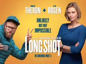 Free Cinema Tickets to Long Shot (24 Apr) with SeeitFirst