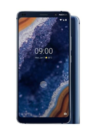 Nokia 9 PureView 128GB Smartphone Refurbished (Customer Returns) £449 @ Mobile Phones Direct