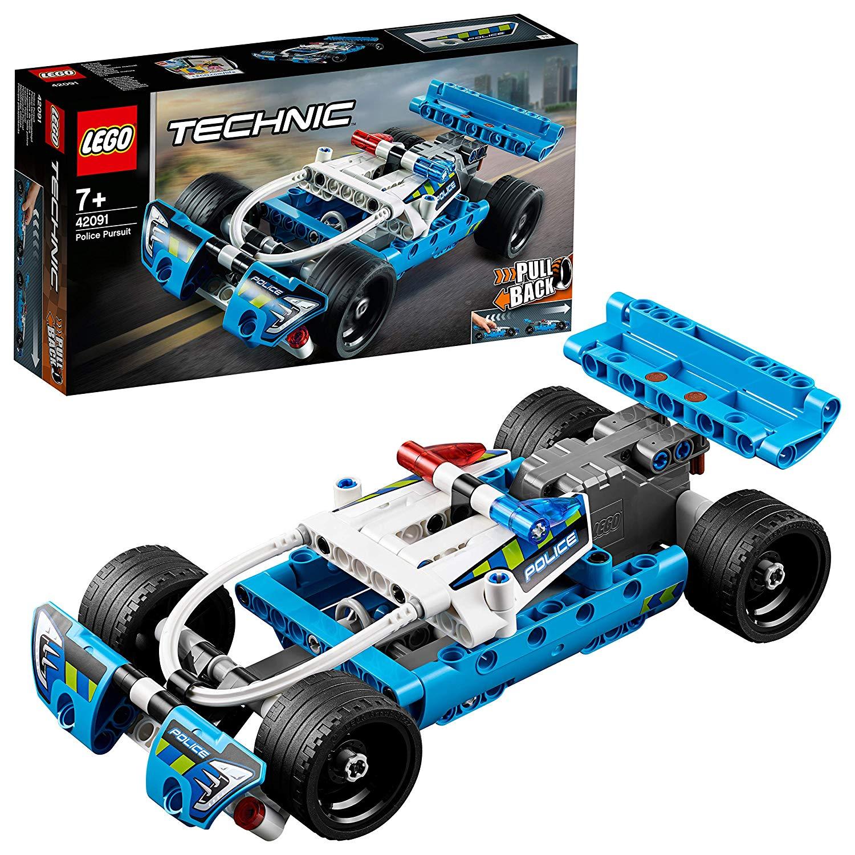 LEGO 42091 Technic Police Pursuit £13.99 at Amazon Prime £18.48 Non Prime