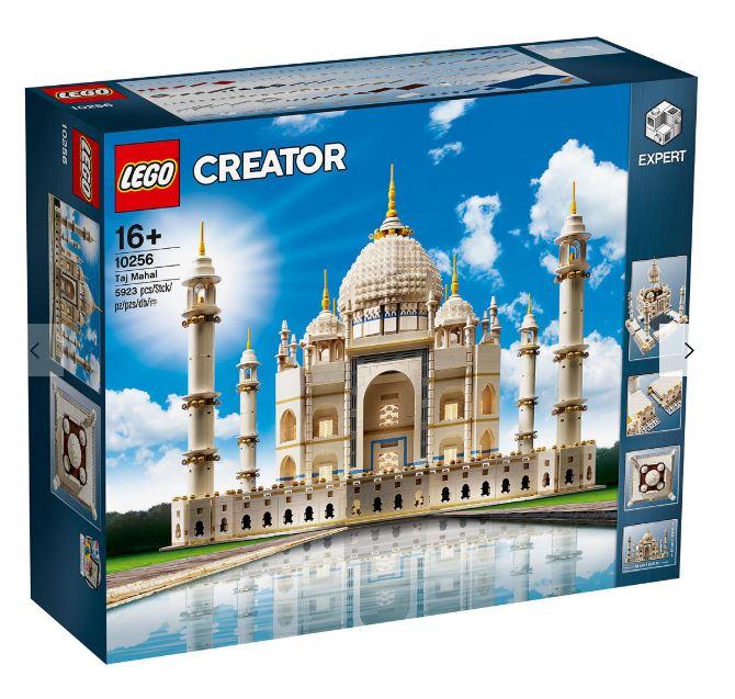 LEGO Taj Mahal with LEGO Great Wall of China and LEGO Las Vegas bundle £249.99 at John Lewis & Partners