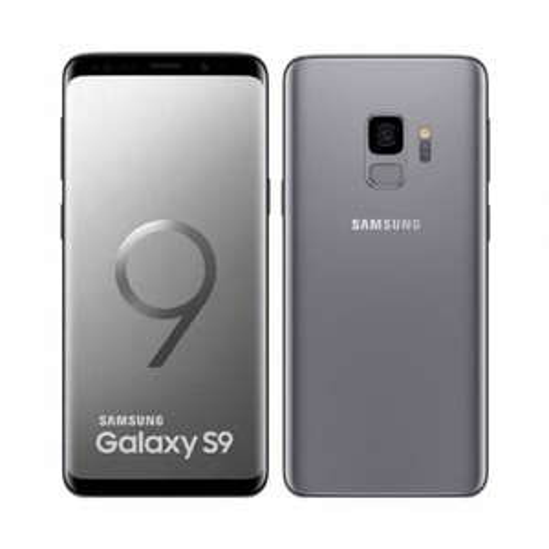 Samsung Galaxy S9 G960FD Dual Sim Sim Free/Unlocked 4G 64GB - Titanium Gray £360.99 @ eGlobal Central