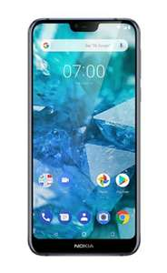 Nokia 7.1 3GB 32GB Smartphone + Free Case Cover £160 @ Clove Technology
