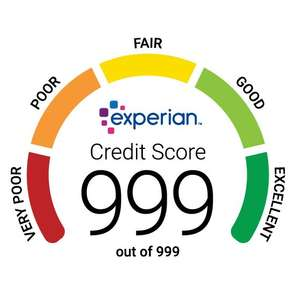 Get FREE credit score report, forever, from Experian + Earn 800 Swagbucks (equal to £6) with Swagbucks