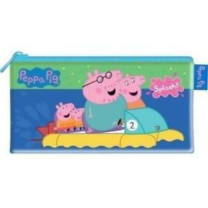Peppa Pig Pencil Case £1 Free Delivery (was £4.99) @ eBay / toptoys2u_ltd
