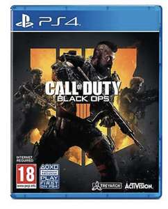 Call of Duty Black Ops 4 (PS4) £14.99 @ Boomerangrentals ebay [ex-rental]