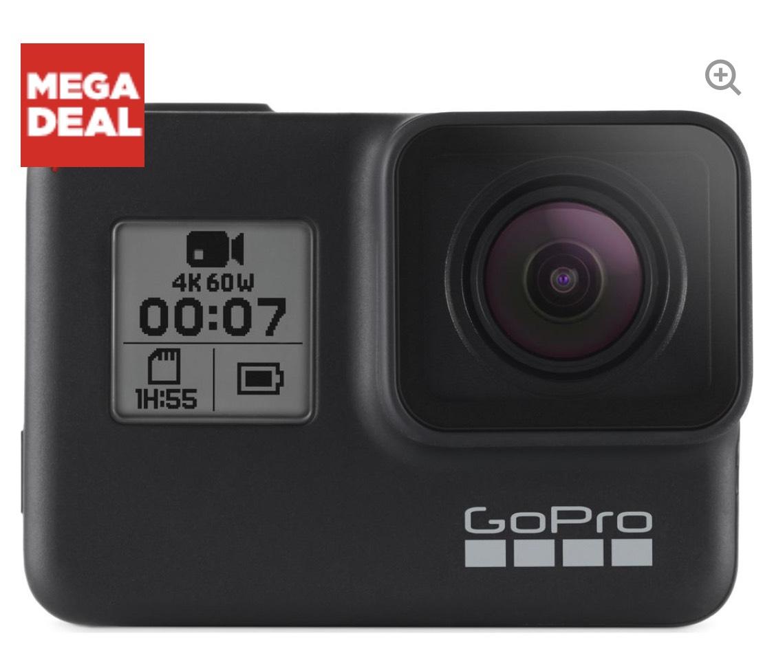 Gopro Hero 7 black action camera £299.99 @ Currys