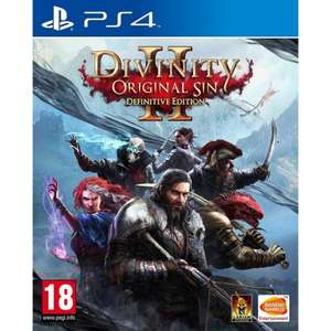 Divinity: Original Sin 2 - Definitive Edition (PSS4) £14.95 Delivered @ The Game Collection
