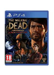 The Walking Dead - Telltale Series: The New Frontier (PS4/Xbox One) £8.85 @ Base