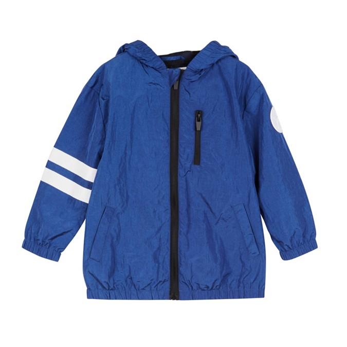 Boys Blue Light Weight Jacket - £5 @ Debenhams (Free C&C With Code)