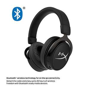 2 Only! HyperX HX-HSCAM-GM Cloud MIX Wired Gaming Headset + Bluetooth @ Amazon Warehouse
