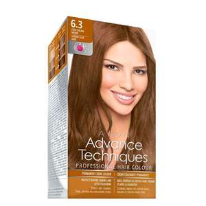 Avon - Permanent Hair Colour at £3. Delivery Free Over £20 With Code / £3.50 P&P Under £20